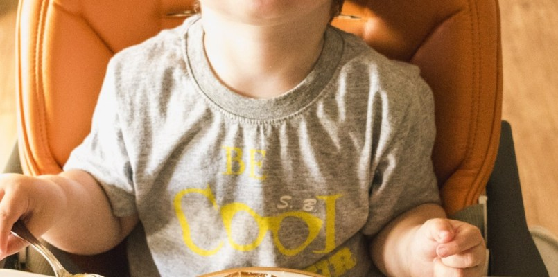 child a picky eater