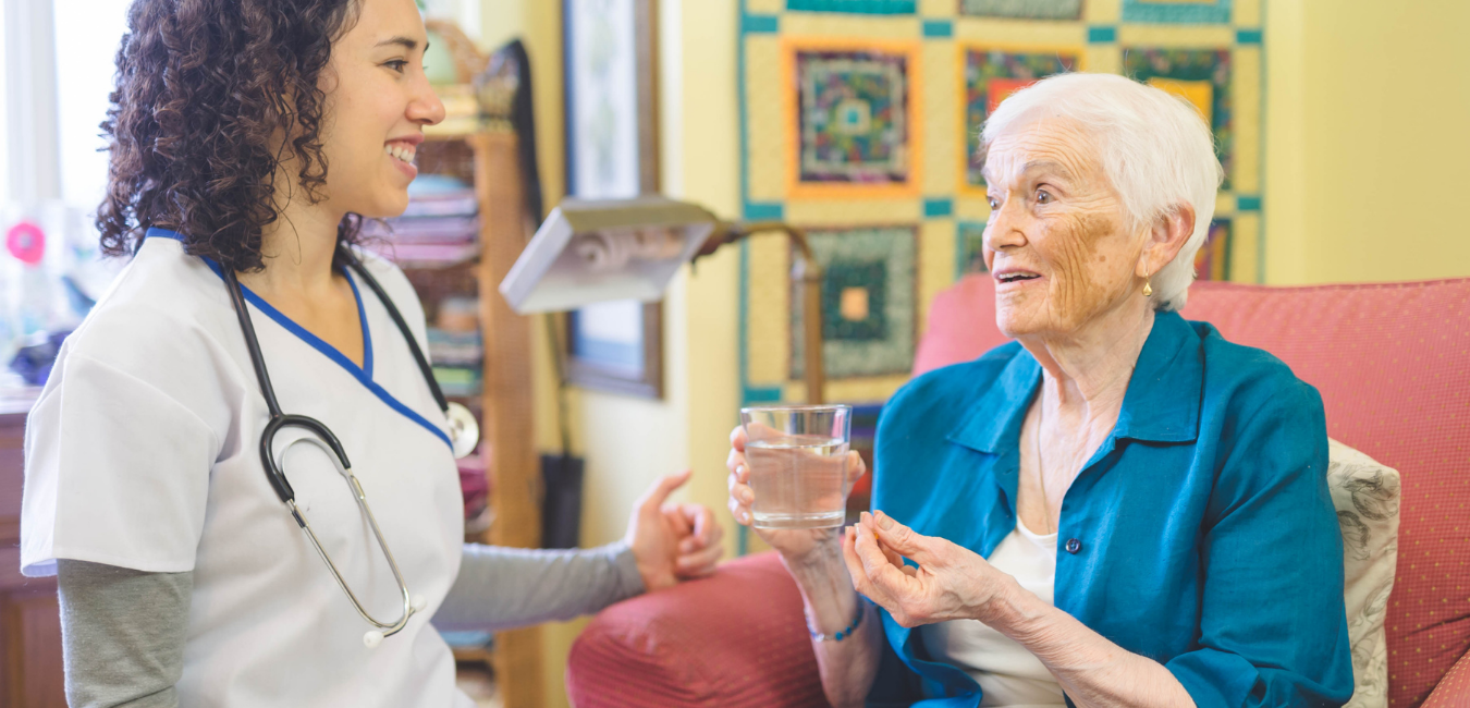 working with older patient